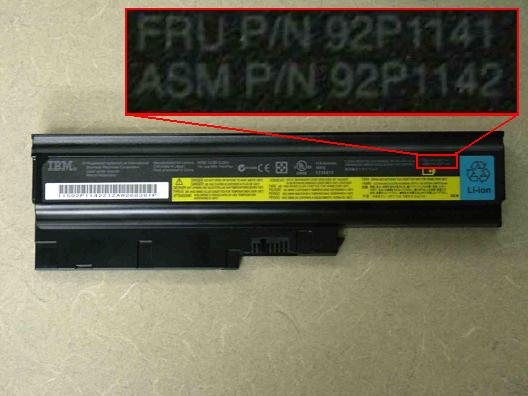 Picture of Recalled Batteries