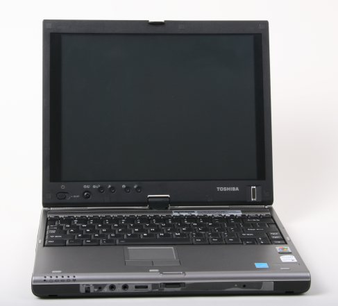 Picture of Toshiba Notebook Computer
